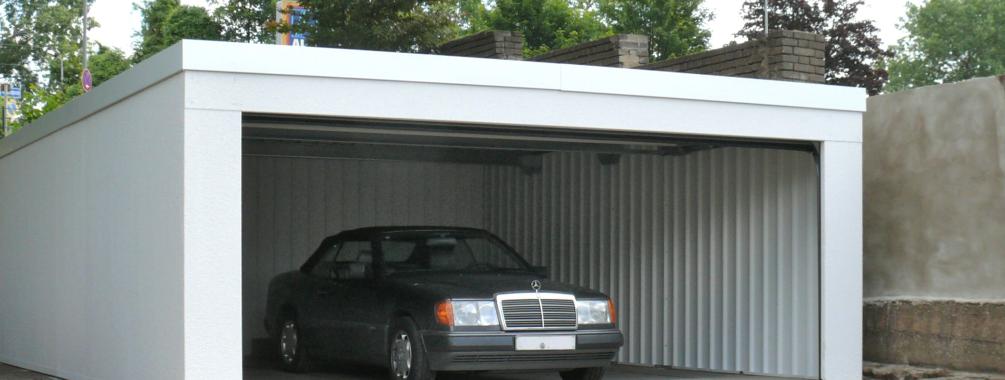 Fertiggarage  Discount-Garagen.de - Fertiggaragen in Top Qualität - Kleiner ...