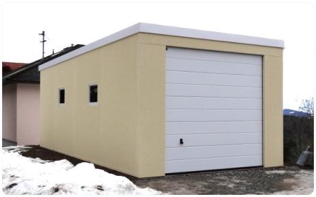 Caravan Garagen